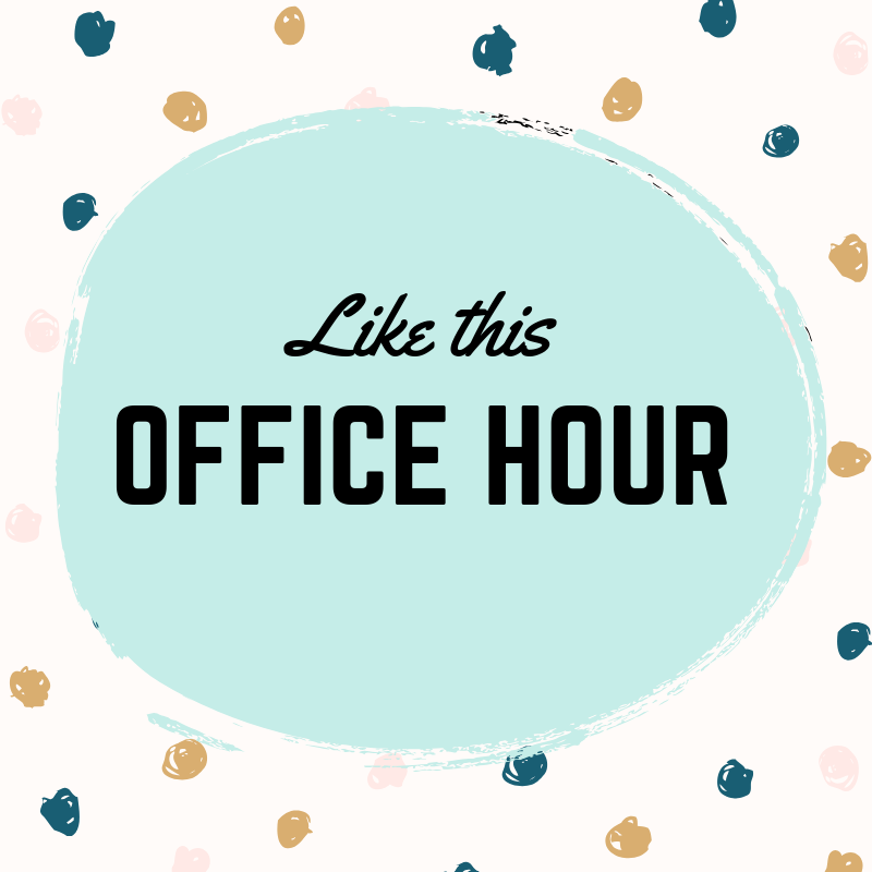 Office Hour 第7回レポート